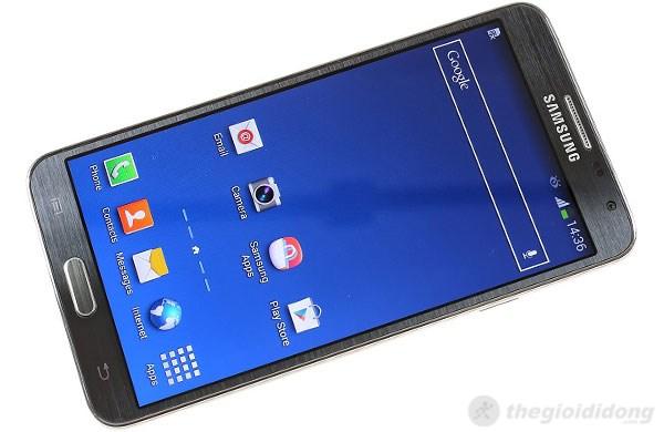 Note 3 Neo màn hình super amoled