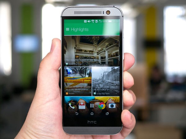 HTC One M8 Smartphone cao cấp