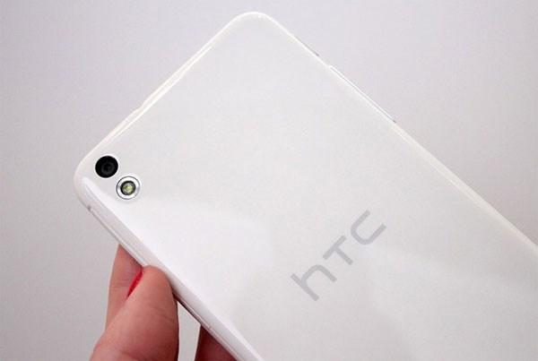 HTC Desire 816 camera 13MP và 5MP BSI