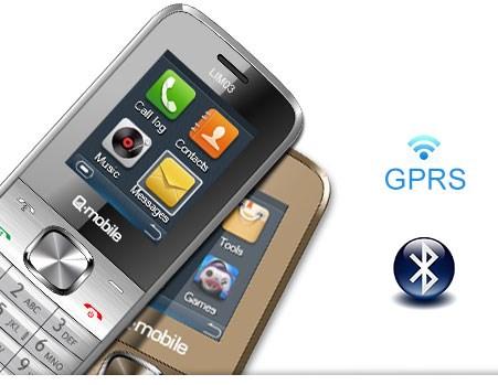 Q-Mobile LIM 03 kết nối GPRS