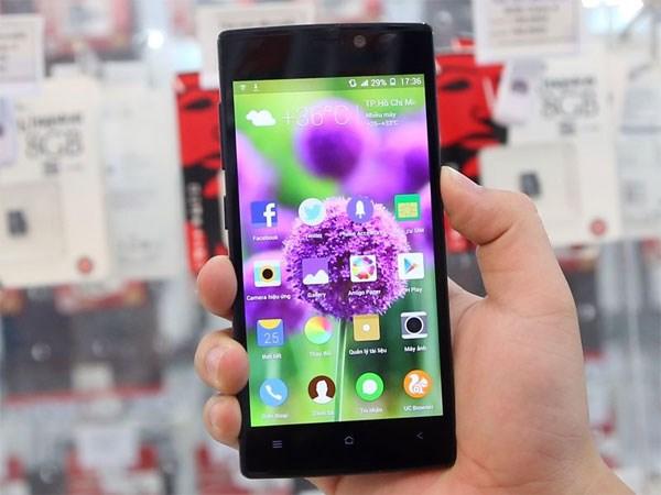 GIONEE ELIFE S5.5 Smartphone mỏng nhất thế giới