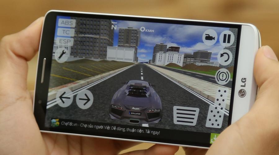 LG G3 D855 với Snapdragon 4 nhân