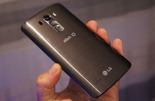 LG G3 smartphone cao cấp