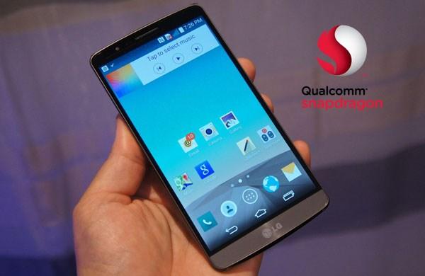 LG G3 Snapdragon 801 2.5GHz, RAM 3GB