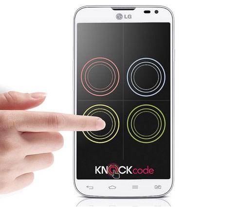 LG G3 Knockcode