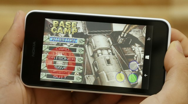 Người dùng sẽ khá hài lòng khi chơi game trên Lumia 530