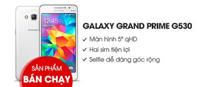 Điện thoại di động Samsung Galaxy Grand Prime G530