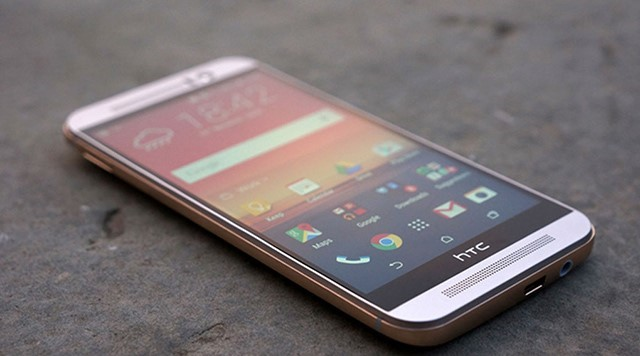 HTC One M9- Bản nâng cấp của HTC One M8