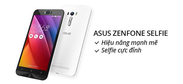 Điện thoại di động Asus Zenfone Selfie