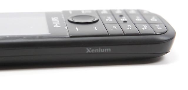 Và logo công nghệ Xenium của Philips