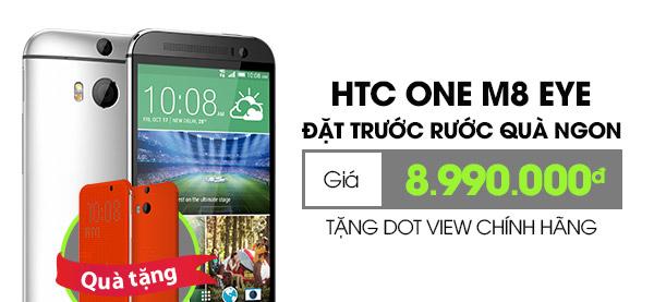Điện thoại di động HTC One M8 Eye