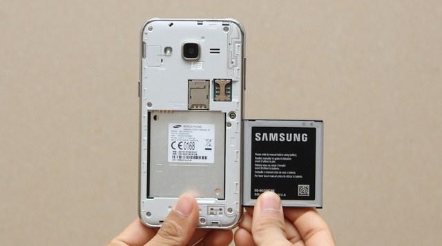 Máy được tích hợp thêm công nghệ Ultra Power Saving Mode giúp tiết kiệm pin hơn