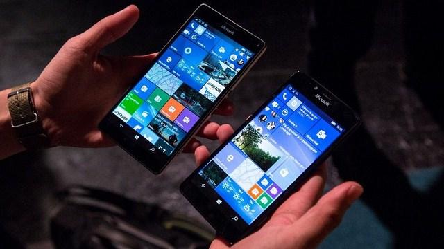 Lumia 950 XL và 950