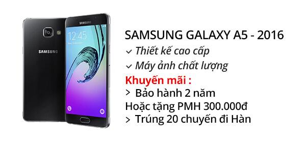 Điện thoại di động Samsung Galaxy A5 2016