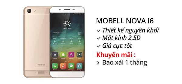 Điện thoại di động Mobell Nova i6