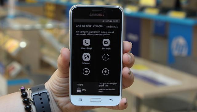 Chế độ này sẽ đưa máy về màn hình trắng đen và chỉ còn lại những ứng dụng cơ bản nhất cho bạn sử dụng
