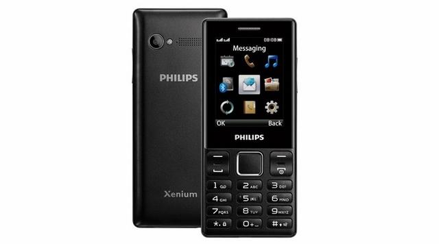 Philips E170- Đúng chuẩn của một feature phone