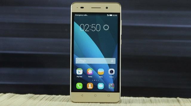 Huawei G Play Mini – Sang trọng, bền bỉ