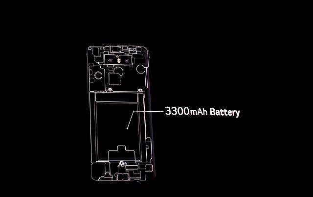 LG G6 - Cấu hình