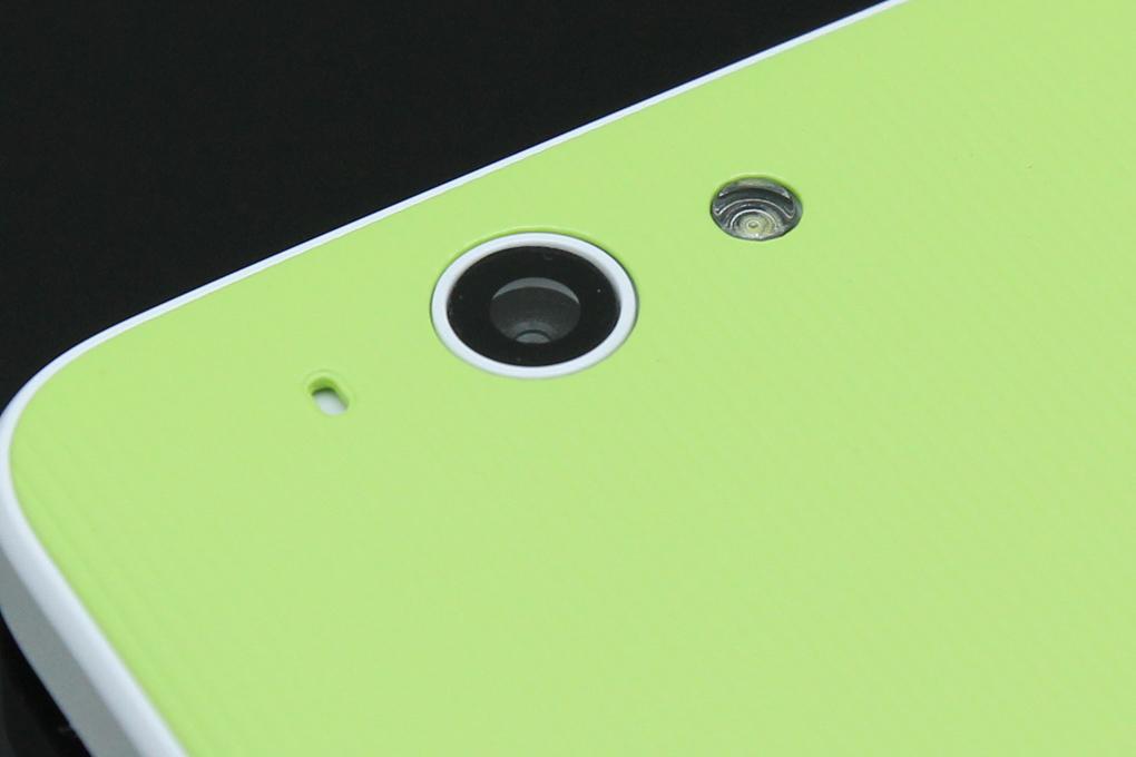 Camera chính của Q Vita là 5 MP, có kèm hỗ trợ của đèn Flash, cho bạn sử dụng trong nhiều điều kiện.