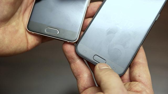 Cảm biến vân tay giúp thiết bị bảo mật tốt hơn