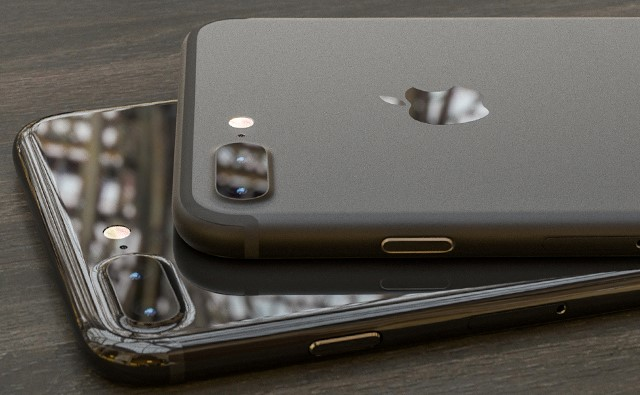 Diện mạo mới của iPhone 7 Plus
