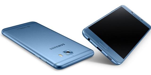 Samsung Galaxy C5 Pro - Thiết kế độc đáo