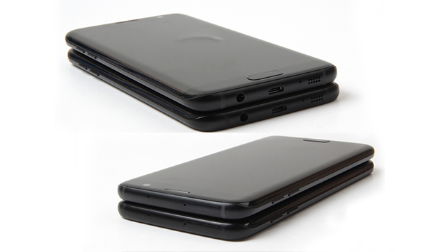 Samsung Galaxy S7 Edge Black Pearl (Đen Ngọc Trai) – Đẹp lạ thường