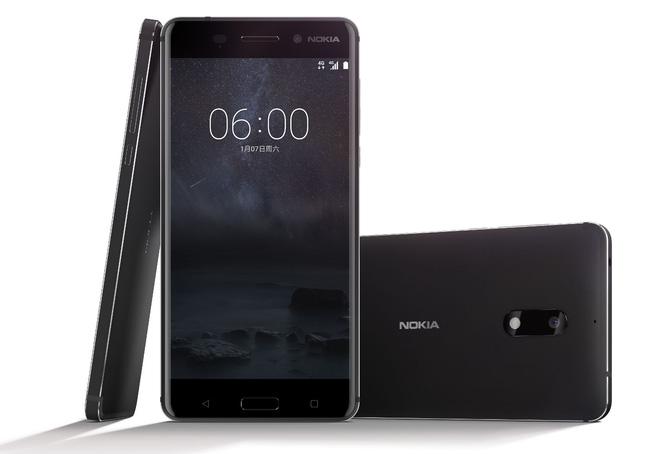 Nokia 6 - Cấu hình mạnh với RAM 4 GB