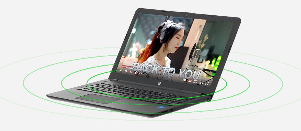 HP 15 bs578TU N3710 - Màn hình lớn 15.6 inch