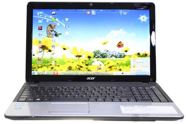 Acer Aspire E1 571 33124G50Mn laptop giá rẻ nhưng lại nổi bật với cấu hình tốt
