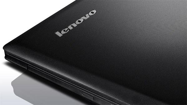 Lenovo G400 thiết kế nổi bật ở mặt sau