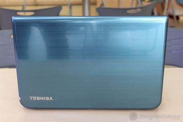Toshiba Satellite L40 có thiết kế đẹp, nhỏ gọn
