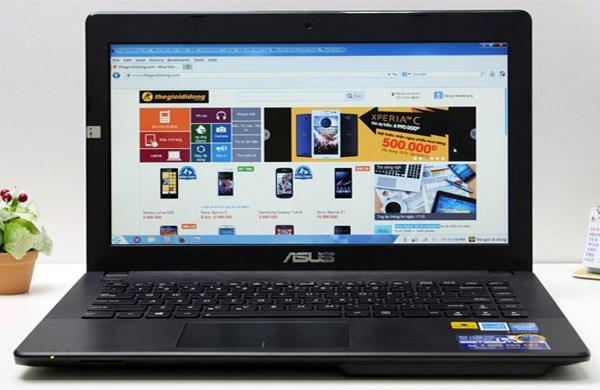Asus X451CA màn hình 14 inch LED Backlit