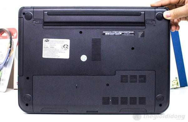 Dell Inspiron 3421 âm thanh trung thực