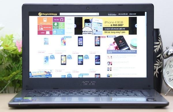 Asus X450LC màn hình 14 inch LED Backlit