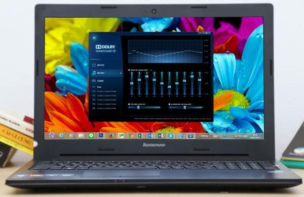 Lenovo G5070 công nghệ âm thanh Dolby