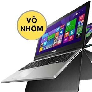Laptop Asus TP550LA i3 4030U/4GB/500GB/Win 8.1/Vỏ Nhôm