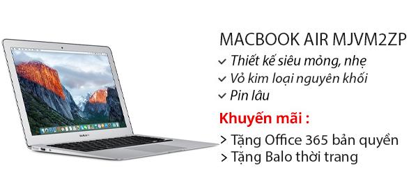 Laptop Apple Macbook Air MJVM2ZP/A i5 5250U/4GB/128GB