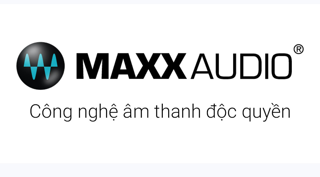 Công nghệ âm thanh MAXXAUDIO