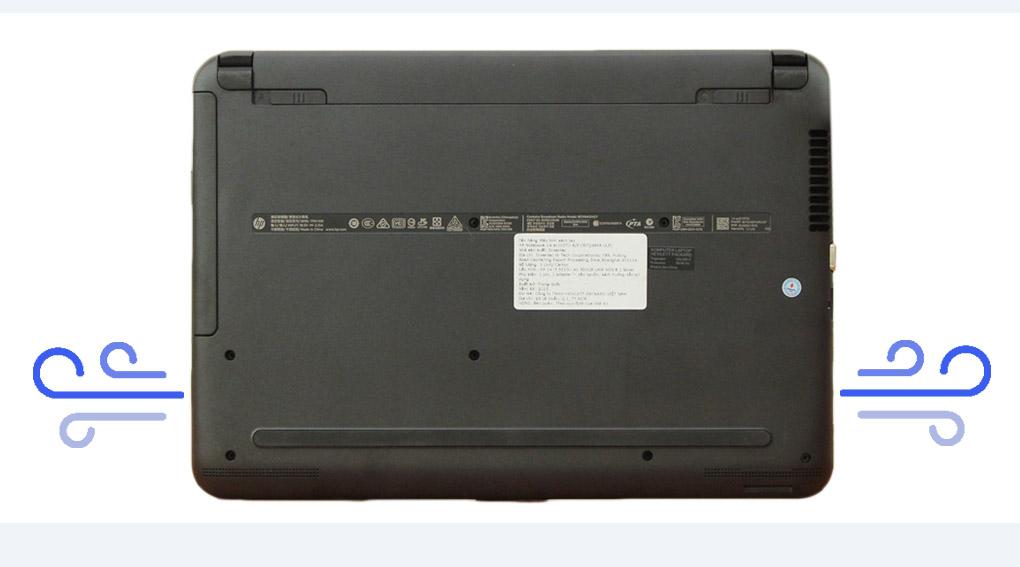 Máy luôn mát mẻ với HP CoolSense