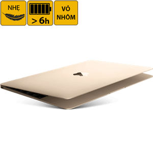Laptop Apple Macbook 12 inches MLHF2 Core M 1.2G/8GB/512GB/MacOS (new)