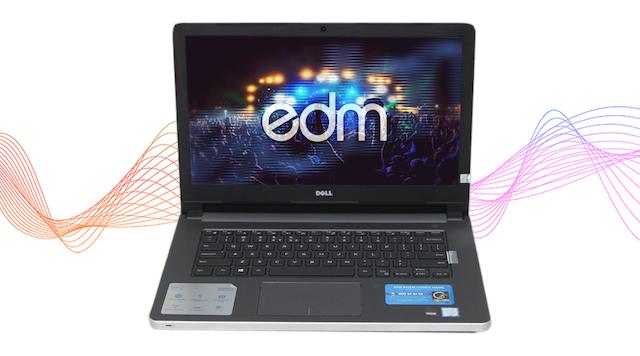 Dell Inspiron 5459 i3 6100U - Nghe nhạc hay hơn nhờ công nghệ âm thanh độc quyền MaxxAudio