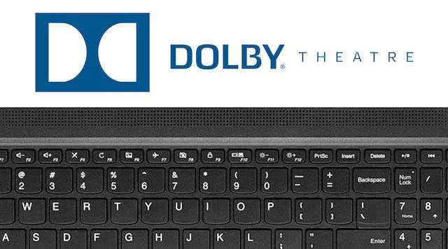 Lenovo IdeaPad 110 15IBR N3710 - Trang bị công nghệ âm thanh Dolby danh tiếng