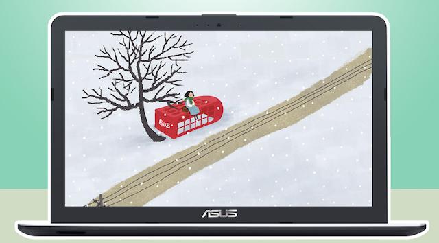 Asus A556UR i5 6200U - Màn hình lớn 15.6 inch