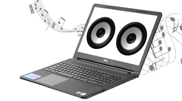 Dell Vostro 3568 i5 7200U - Tăng không gian giải trí sống động với công nghệ âm thanh danh tiếng MaxxAudio