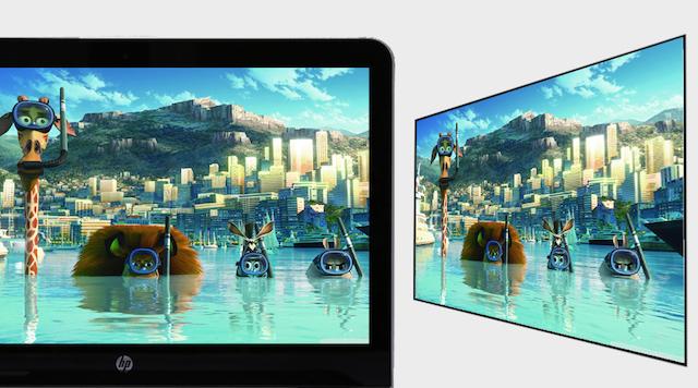 HP Pavilion x360 u107TU i5 7200U - Màn hình 13.3 inch