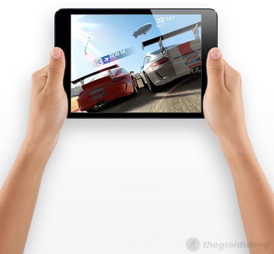 Chơi game mượt mà cùng iPad mini