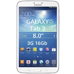 "Samsung Galaxy Tab 3 8"" 3G 16Gb (T311)"