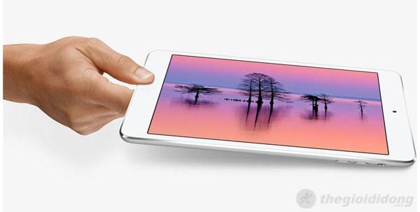 Màn hình hiển thị rực rỡ, sắc nét và góc nhìn rộng trên iPad Air